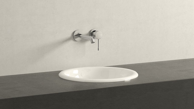 GROHE Essence NEW M-SIZE + Villeroy&Boch Loop & Friends