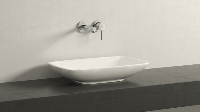 GROHE CONCETTO M-SIZE + VILLEROY&BOCH LOOP & FRIENDS