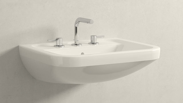 GROHE ESSENCE M-SIZE + VILLEROY&BOCH OMNIA ARCHITECTURA