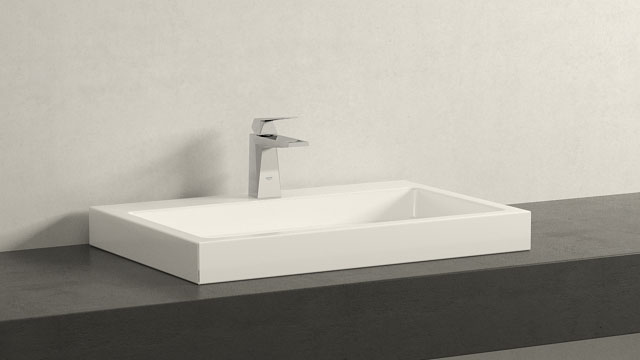 GROHE ALLURE BRILLIANT S-GRÖSSE + ALAPE X.PLICIT.RE