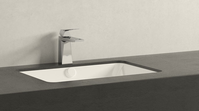 GROHE ALLURE BRILLIANT S-GRÖSSE + DURAVIT 2ND FLOOR