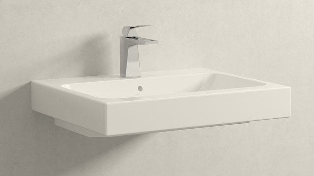 GROHE ALLURE BRILLIANT S-GRÖSSE + KERAMAG ICON