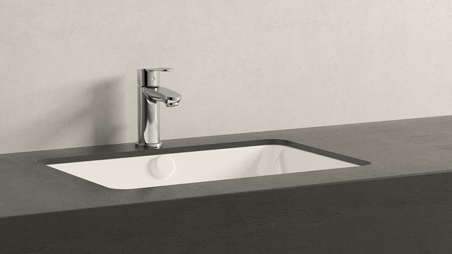 GROHE EUROSTYLE COSMOPOLITAN S-SIZE + DURAVIT 2ND FLOOR