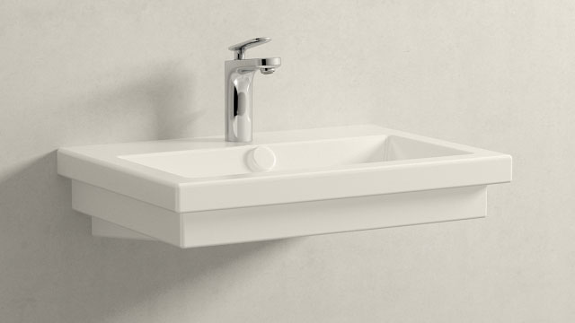 GROHE VERIS S-SIZE + DURAVIT 2ND FLOOR