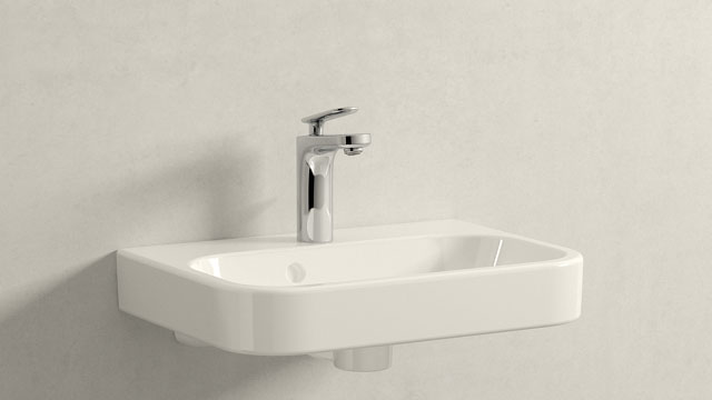 GROHE VERIS S-SIZE + DURAVIT HAPPY D.2