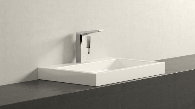 GROHE ALLURE BRILLIANT L-GRÖSSE + ALAPE X.PLICIT.RE
