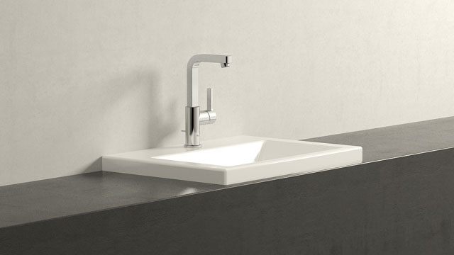GROHE LINEARE L-GRÖSSE + DURAVIT 2ND FLOOR
