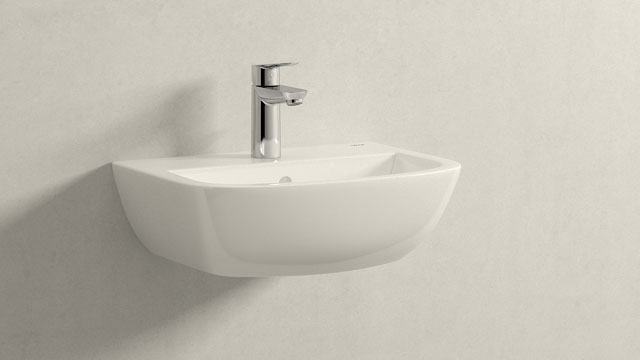 GROHE BauLoop S-SIZE + GROHE Bau Ceramic
