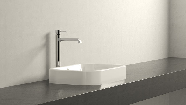 GROHE ALLURE XL-GRÖSSE + DURAVIT HAPPY D.2