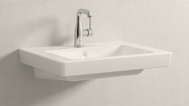 GROHE Essence NEW M-SIZE + Villeroy&Boch Subway 2.0