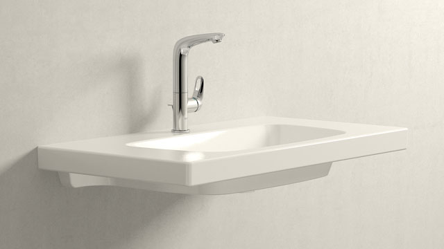 GROHE Eurostyle LStørrelse + Burgbad Max2