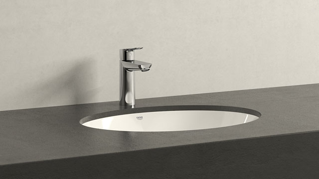 GROHE BauEdge M-SIZE + GROHE Bau Ceramic