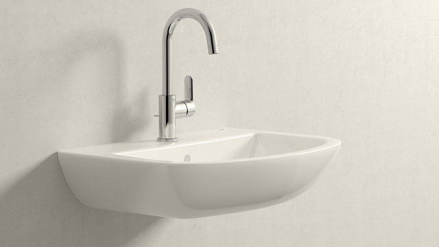 GROHE BauEdge L-SIZE + GROHE Bau Ceramic