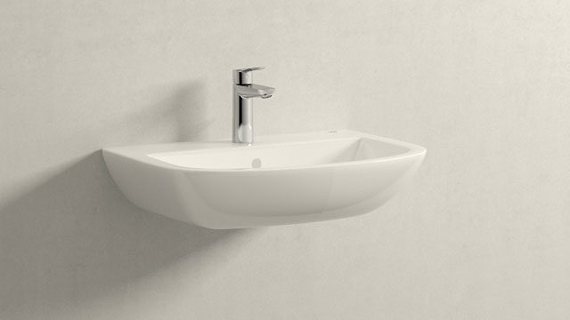 GROHE BauLoop M-SIZE + GROHE Bau Ceramic