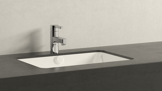 GROHE LINEARE S-GRÖSSE + DURAVIT 2ND FLOOR