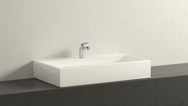 GROHE VERIS XS-SIZE + LAUFEN LIVING CITY