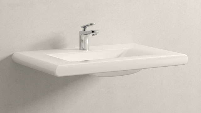 GROHE VERIS XS-SIZE + LAUFEN LIVING STYLE