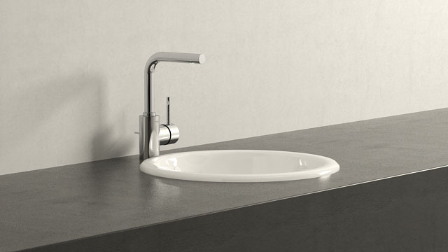 GROHE ESSENCE L-GRÖSSE + VILLEROY&BOCH LOOP & FRIENDS