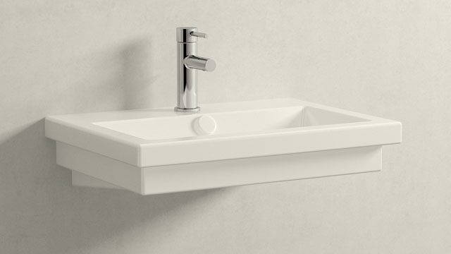 GROHE ESSENCE S-SIZE + DURAVIT 2ND FLOOR