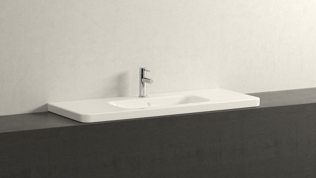GROHE ESSENCE S-SIZE + DURAVIT DURASTYLE
