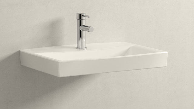 GROHE ESSENCE S-SIZE + LAUFEN PRO-N