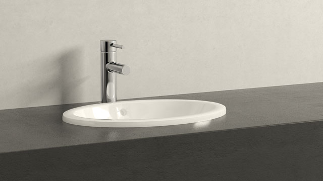 GROHE ESSENCE S-GRÖSSE + VILLEROY&BOCH LOOP & FRIENDS
