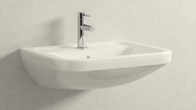 GROHE ESSENCE S-SIZE + VILLEROY&BOCH OMNIA ARCHITECTURA