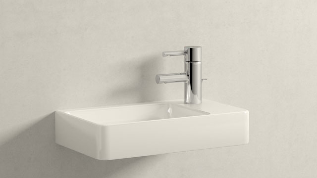 GROHE ESSENCE S-SIZE + LAUFEN PRO S
