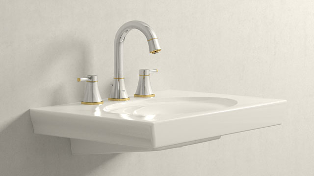sink faucets for bathroom grohe grandera bathroom faucets for your bathroom 20389